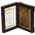 Образ Пресвятой Богородицы «Одигитрия Смоленская - Седмиезерная»