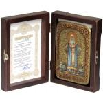 Святитель Алексий, митрополит Московский и всея России чудотворец