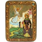 Святая преподобная Ирина Каппадокийская (Хрисоволанта)