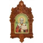 Святитель Николай, архиепископ Мир Ликийский (Мирликийский), чудотворец