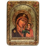 Образ Казанской Божьей Матери