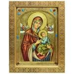 Образ Пресвятой Богородицы «Страстная»